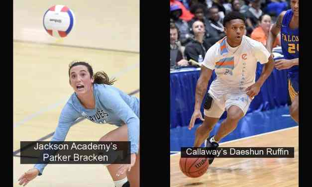 CALLAWAY'S RUFFIN, JA'S BRACKEN MADE HISTORY BY SIGNING WITH OLE MISS, LSU WEDNESDAY – By Robert Wilson