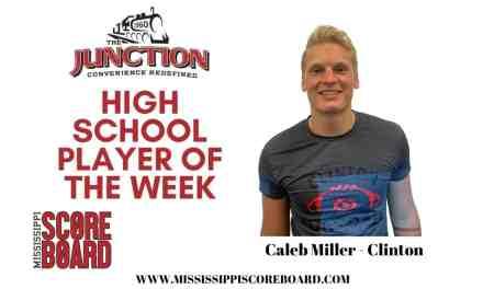 Junction Deli High School Player of the Week
