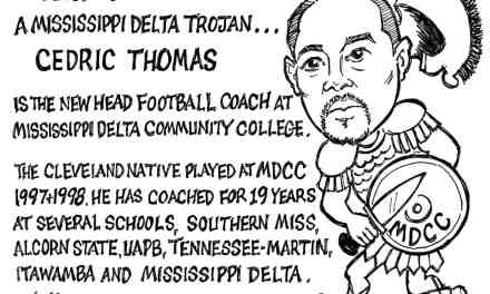 CEDRIC THOMAS CARTOON – By Ricky Nobile