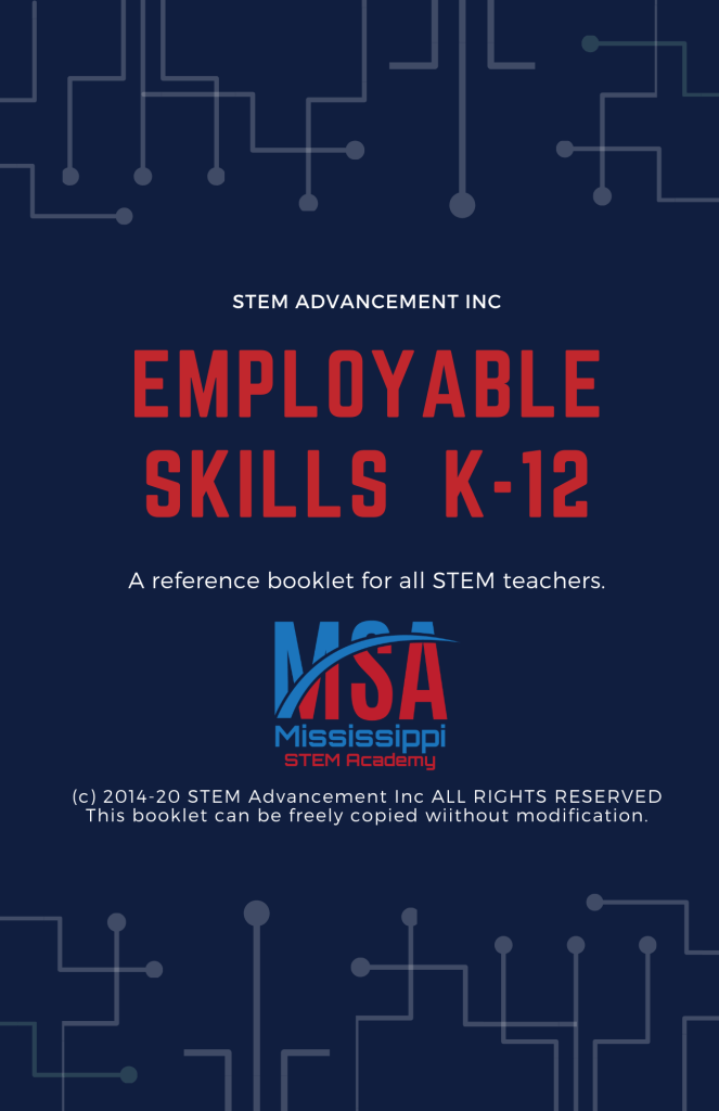 Mississippi Robotics Employable Skills K-12