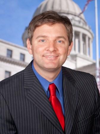 Sen. Joey Fillingane (R-District 41 - Covington, Forrest, Jefferson Davis, Lamar, Smith)
