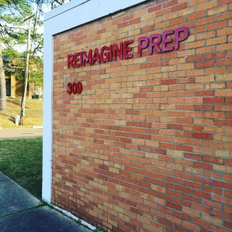 ReImagine Prep, one of the state's first charter schools, is located on McDowell Road in South Jackson.