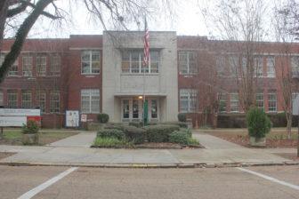 Davis Elementary School in Jackson