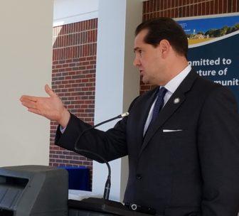 Chris Masingill, Delta Regional Authority federal co-chairman