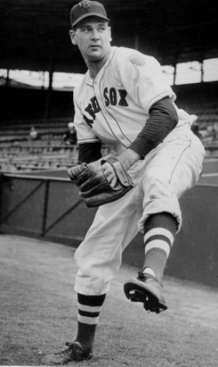 Boo Ferriss won 46 games his first two seasons in the Major leagues.