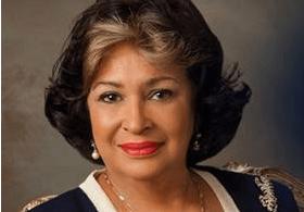 Dr. Carolyn Meyers, president, Jackson State University