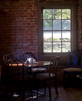 Steampunk Coffee Roasters is located at 114 High Street Natchez, Miss.