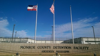 The Monroe County jail in Aberdeen.