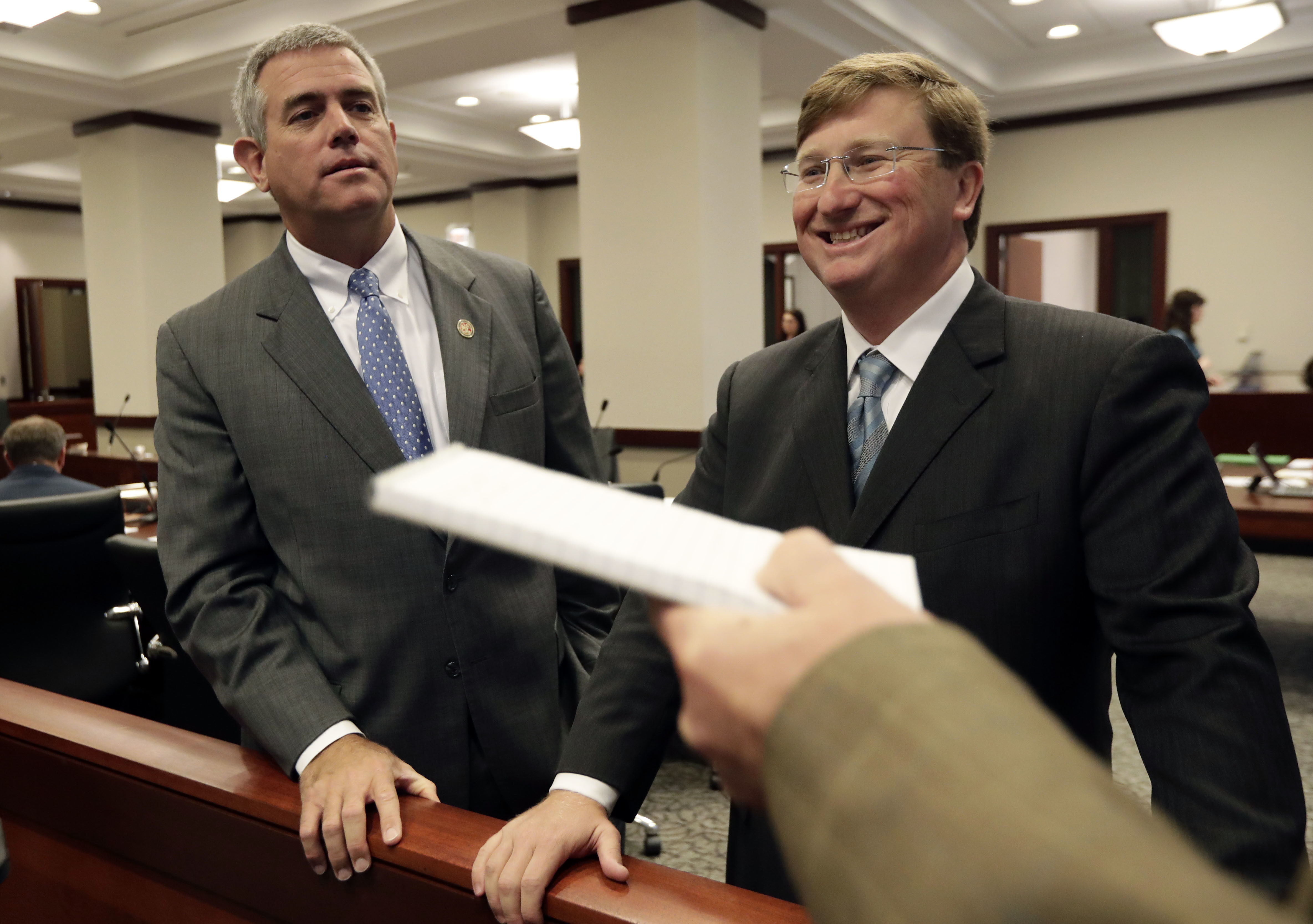 Gov. Reeves pours cold water on income tax cut plan as it passes House