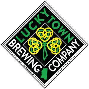lucky town brewery logo