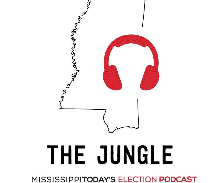 The Jungle podcast logo