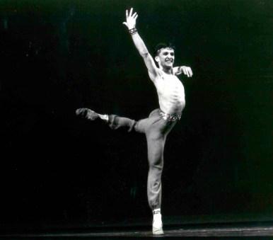 Vadim Pisarev performing in the 1980s