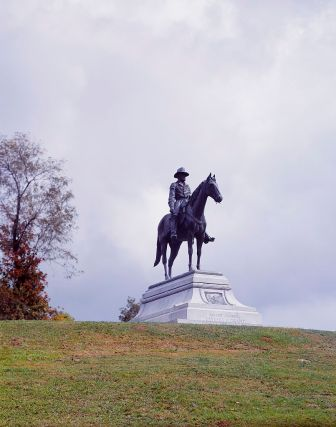 Grant Statue, Vicksburg National Military Park