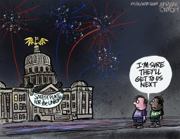 The Legislature and Governor have taken care of the unborn. Now onto the born.