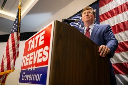Here are names most frequently mentioned as potential GOP gubernatorial challengers to Gov. Tate Reeves in 2023.