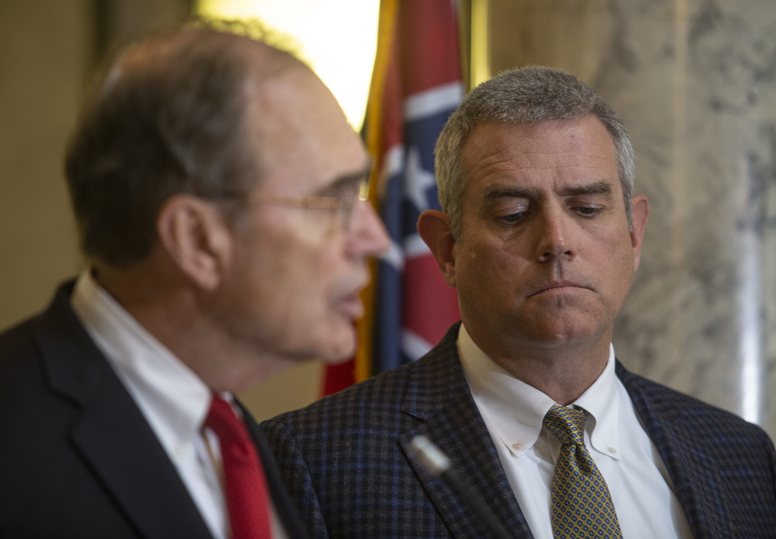 Mississippi teacher pay raise gets caught up in standoff over controversial tax proposal