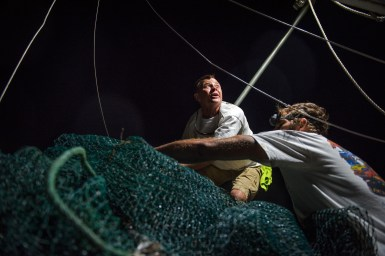 Night Shrimping — 2014