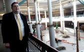 """""""Our goal is to help revitalize the area. We want to support the community and want the community to support us,"""" said Dr. William Grigsby, senior vice president of Metrocenter Mall in Jackson."""