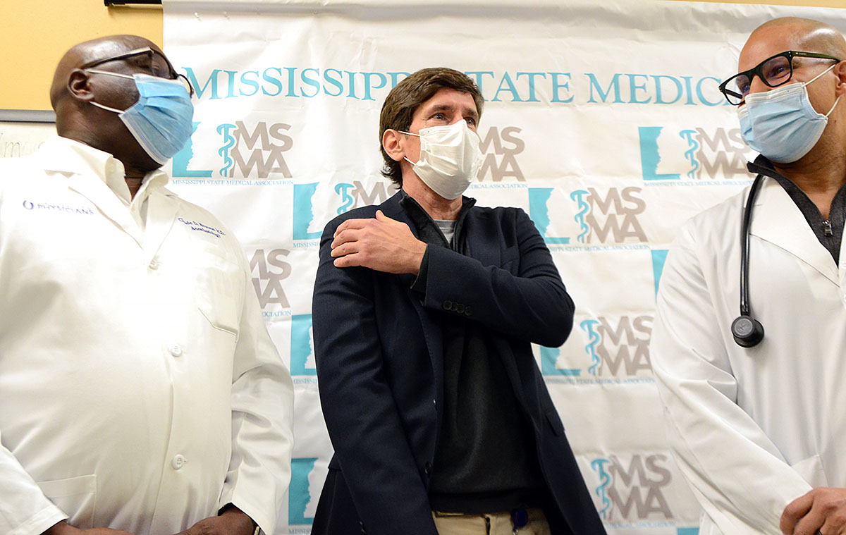One year into COVID-19 pandemic, there's reason for optimism | Mississippi Today