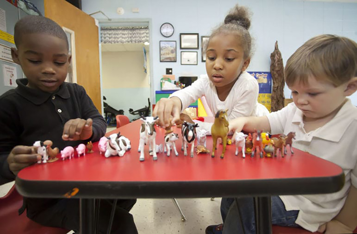In Cleveland, MS. parents fear losing pre-k programs | Mississippi Today