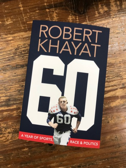 """Robert Khayat's book """"60"""" comes eight years after his award-winning book """"Education of a Lifetime."""""""