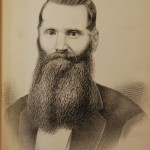 Alfred Adam, early bearded resident