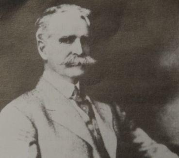 Cuyler Adams; courtesy of the Cuyuna Iron Range Heritage Network
