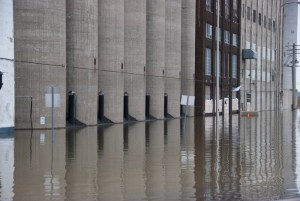 Flooding at Alton, IL