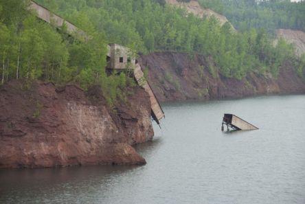 Hill Annex Mine; Calumet, Minnesota
