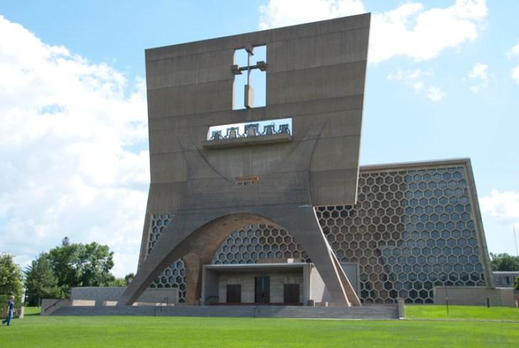 Saint John's Benedictine Abbey Church