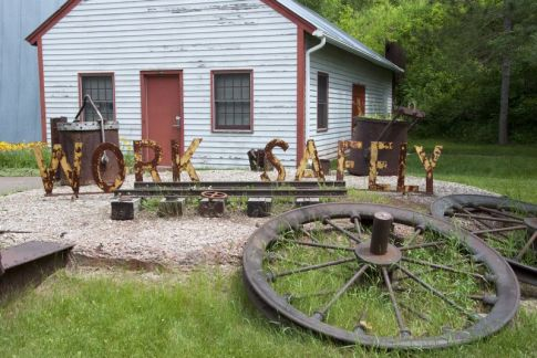 Crosby Mine Historical Park