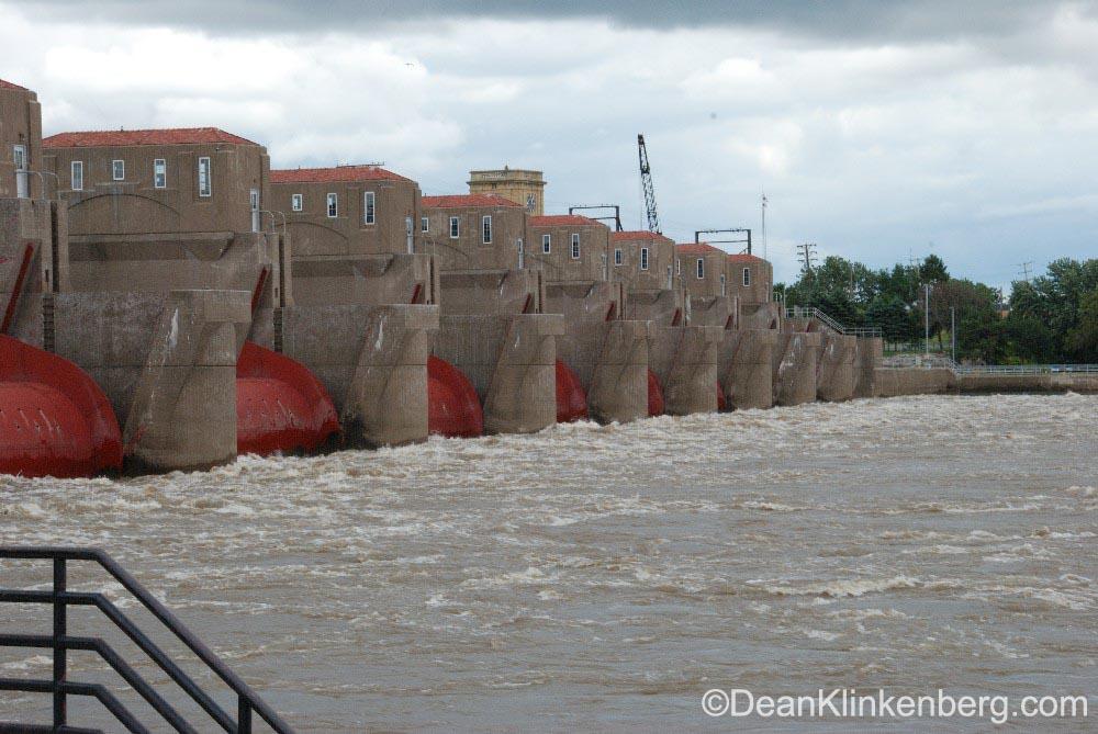 Lock and Dam #15; Davenport, IA