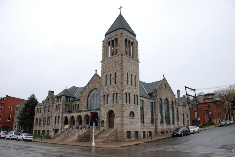 St. Luke's United Methodist Church; Dubuque, IA