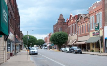 Downtown Fort Madison