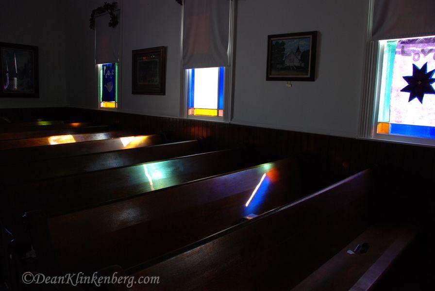 Congregational Church; Green Island, IA