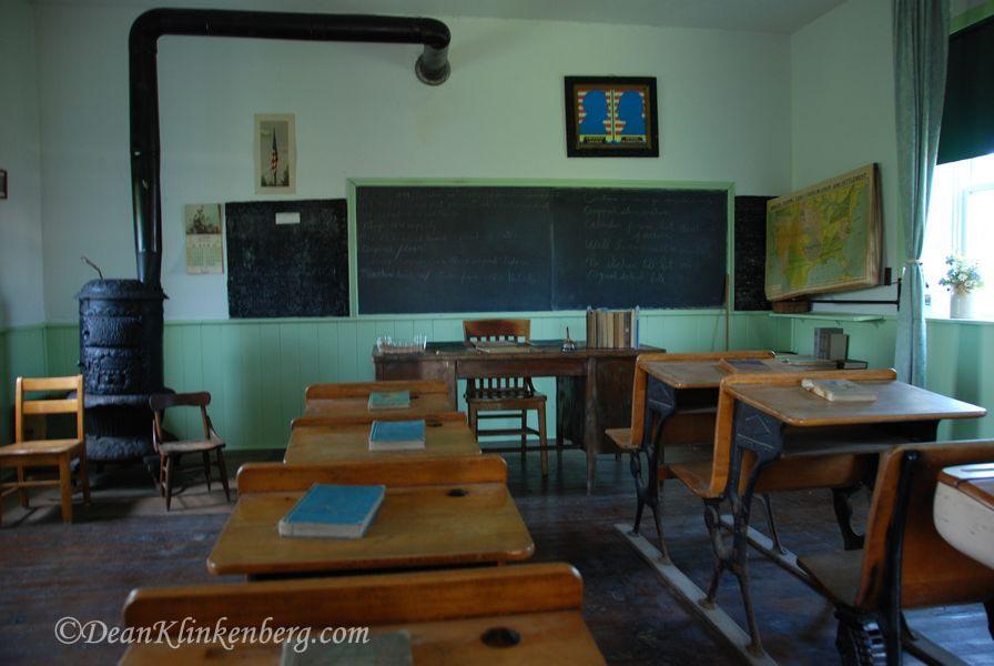 Pleasant Ridge School; Guttenberg, IA