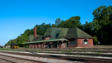 Keokuk Historic Union Depot