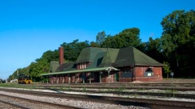 Keokuk Historic Union Depot