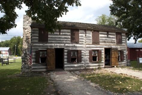 Burgess How House; Kimmswick, MO