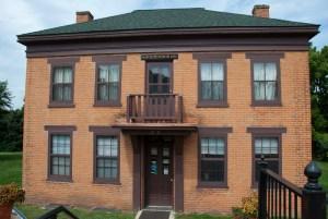 Faribault House; Mendota, MN