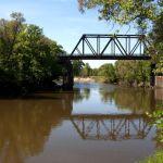 Mississippi River at Palisade