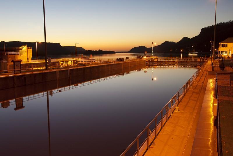 Lock and Dam 6; Trempealeau WI