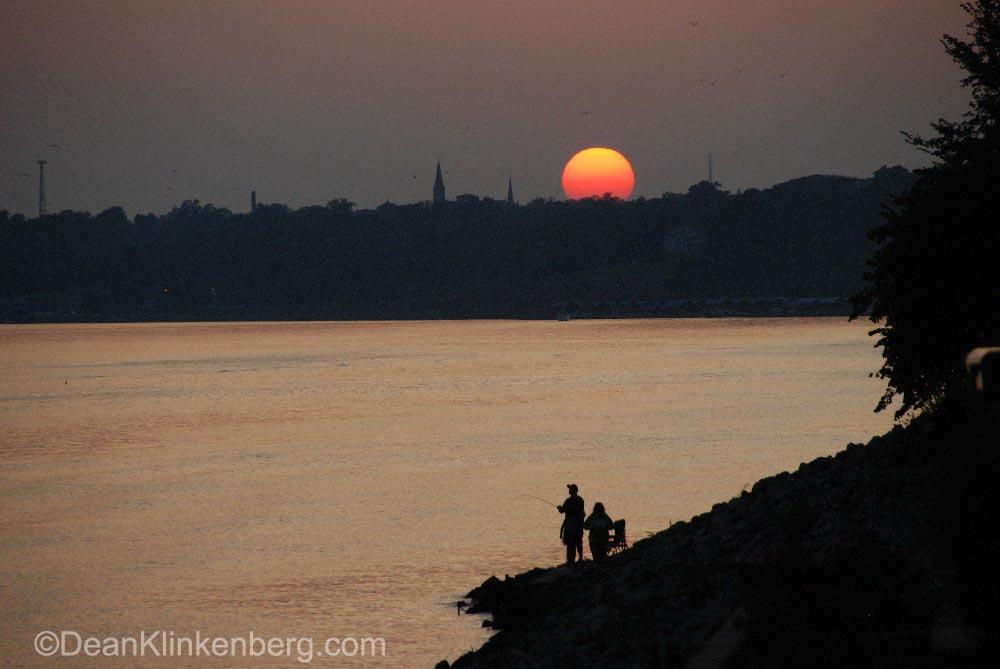 Quad Cities sunset