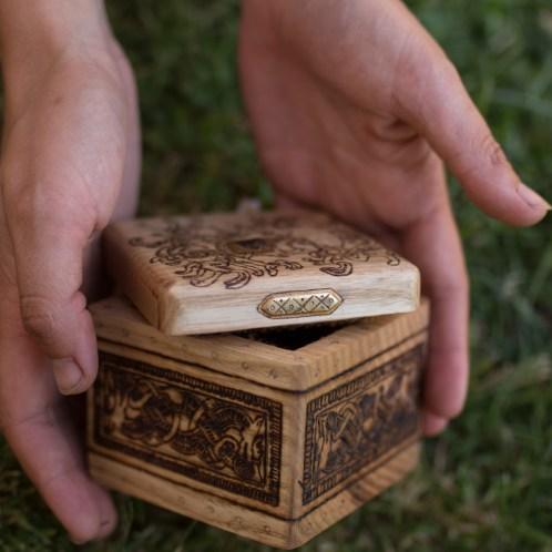 COFFRETS - boxes