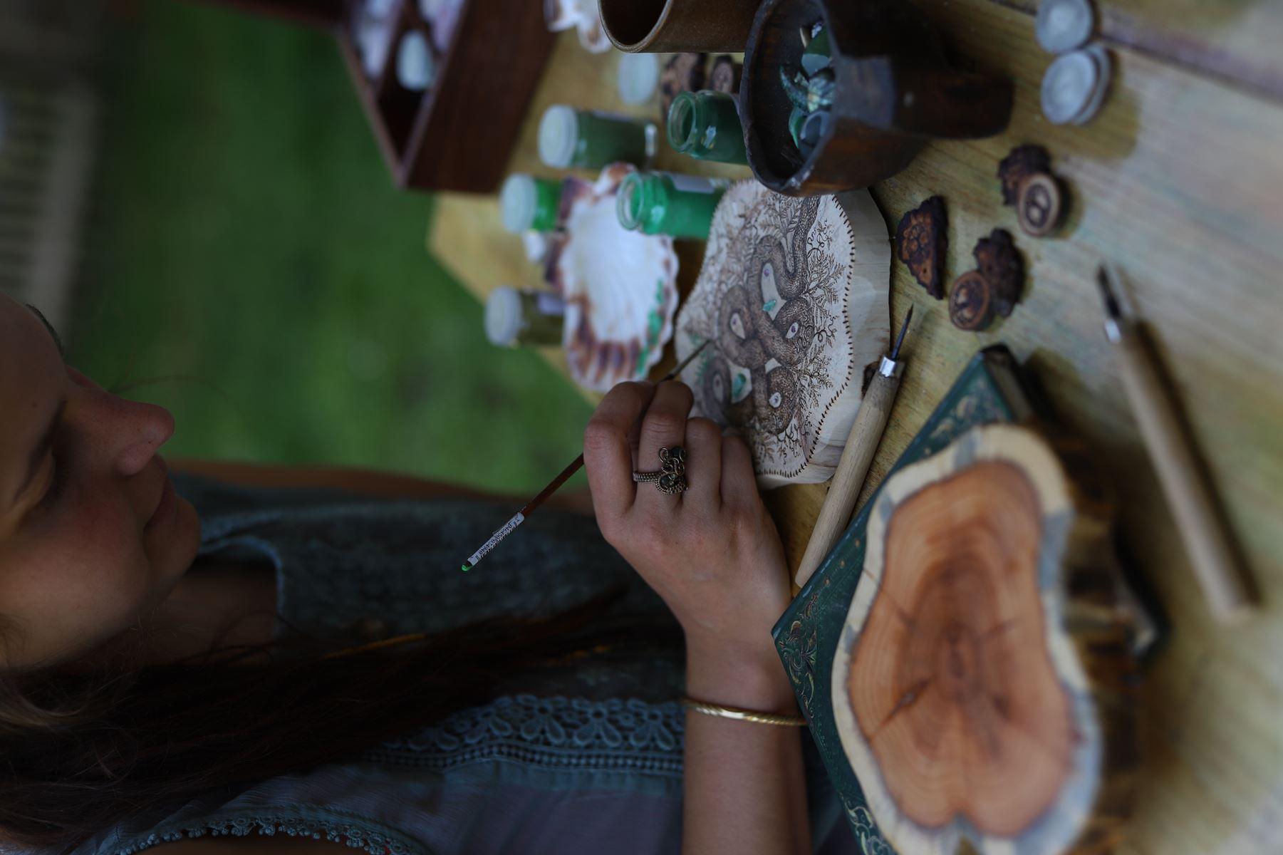 Atelier de la lettre aux ours - missive to bears, artisanat français, bois, création, décoration d'intérieur, écologique, normandie
