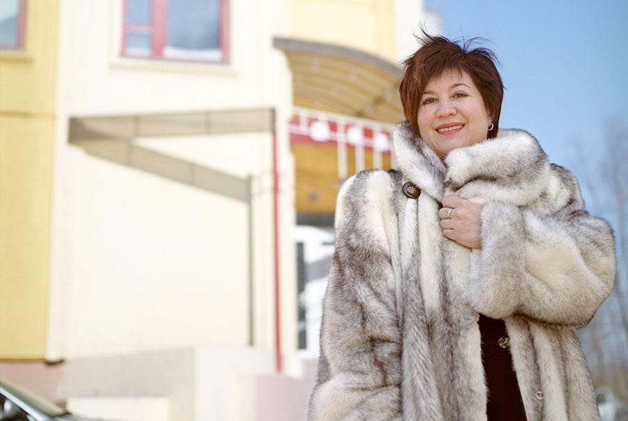 Светлана Силина (© 2021 МИССИЯ )