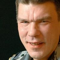 Офицеры: полковник милиции Сергей Бобырин