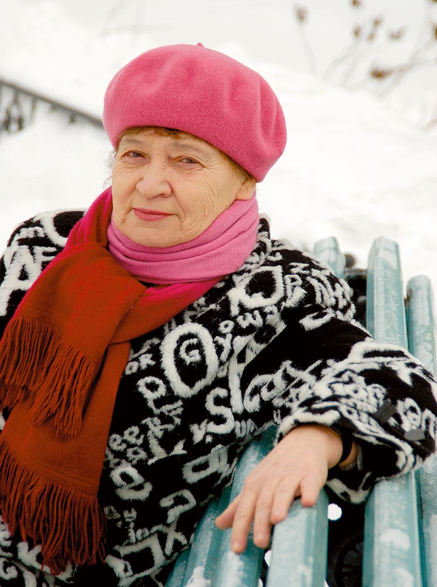 Лидия Старикова (© 2021 МИССИЯ )