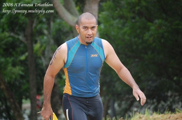 Esmenn @ X-men, 1st time doing triathlon