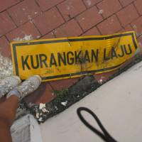 Kurangkan Laju : This Is It